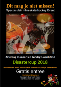Utrecht Disastercup 2018